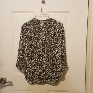 H&M size 6 blouse